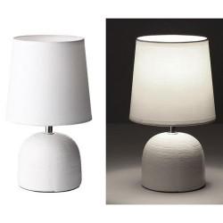 Lámpara mesita IGLÚ blanco