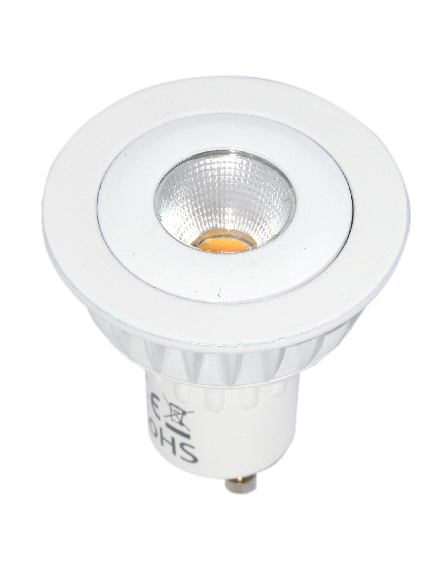 Bombilla GU10 LED