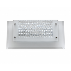 APLIQUE LED 15W CRISTAL